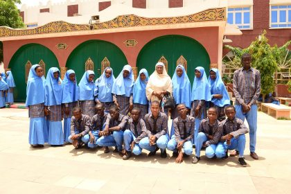 Visit to the Emir's Palace